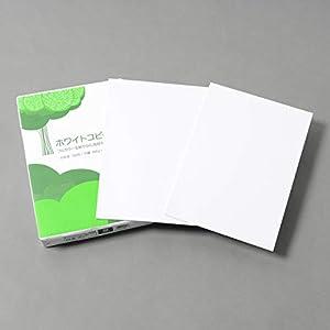 コピー用紙 B5 ホワイトコピー用紙 高白色 紙厚0.09mm 500枚 ATK904