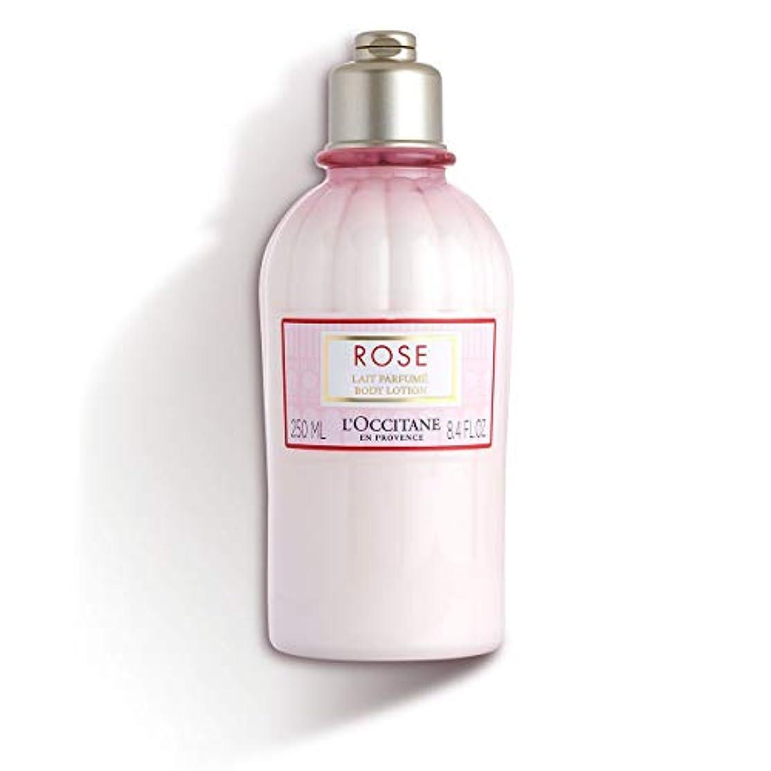 派生するマーキー聖域ロクシタン(L'OCCITANE) ローズ ベルベットボディミルク 250ml