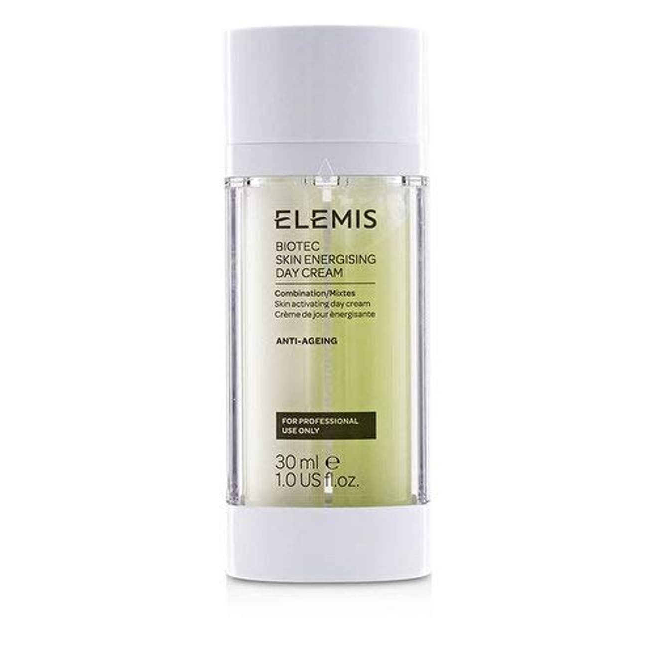 側面粒子拾うエレミス BIOTEC Skin Energising Day Cream - Combination (Salon Product) 30ml/1oz並行輸入品
