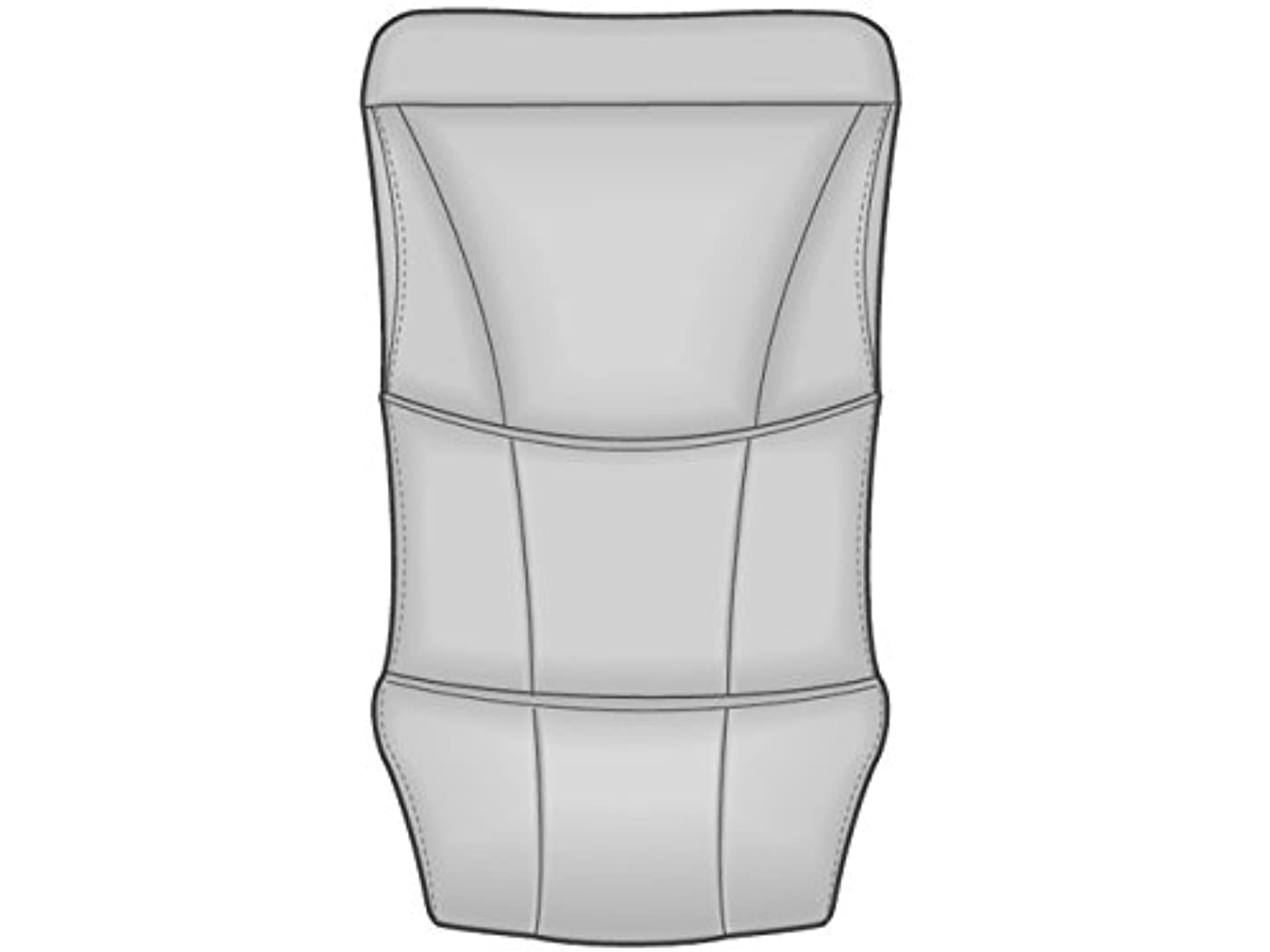 リベラル中国肘掛け椅子Panasonic くつろぎクッション(ブラック) EPMA43K3617N