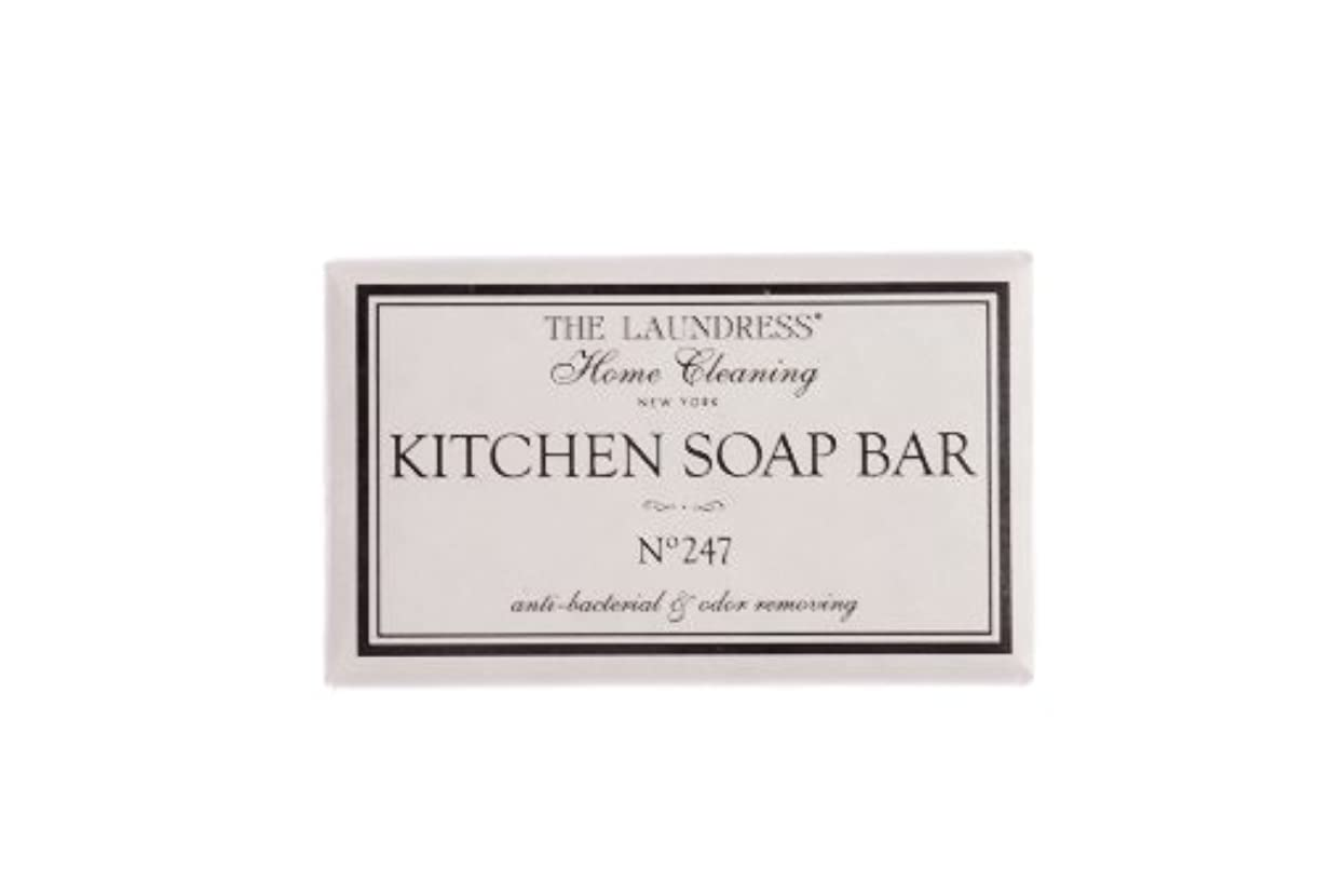 エンドテーブル二年生確立THE LAUNDRESS(ザ?ランドレス)  キッチンバーソープ125g