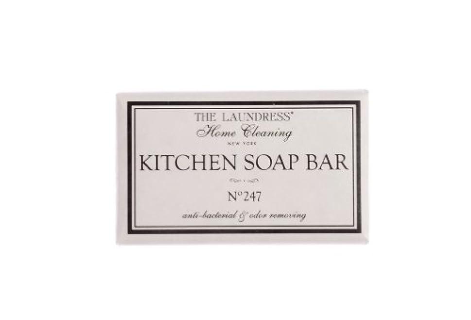 それからミトンまたはTHE LAUNDRESS(ザ?ランドレス)  キッチンバーソープ125g
