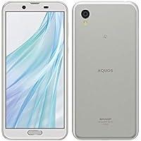 シャープ AQUOS sense2 SH-M08 ホワイトシルバー5.5インチ SIMフリースマートフォン[メモリ 3GB/ストレージ 32GB/IGZOディスプレイ] SH-M08-S