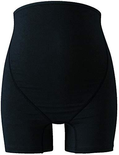 ワコール マタニティ 妊婦帯 パンツタイプ 1枚で着用できる 産前 腹帯 M ブラック 黒 MRP285 BL