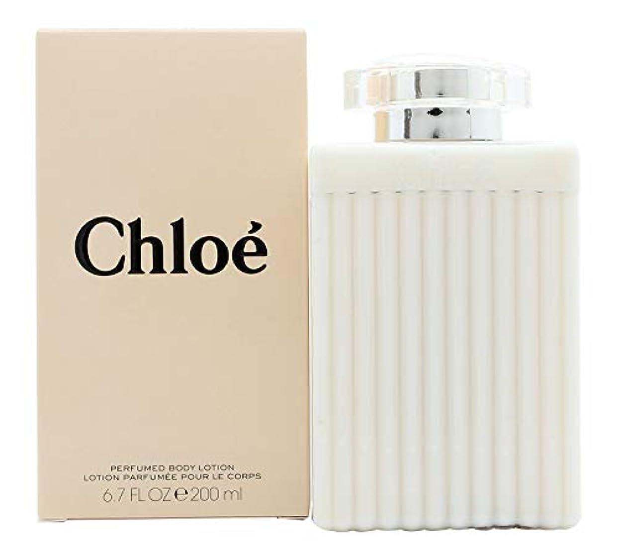 温かいデッキ部分的にクロエ CHLOE クロエ ボディローション 200ml