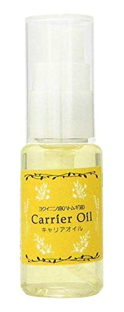 ライオン緑寛大なヨクイニン油 (ハトムギ油) キャリアオイル 30ml プラポンプ容器