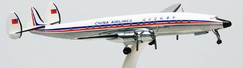1: 200 ホーガンウィングス China 航空 Lockheed L-1049G Die Cast Metal (並行輸入)