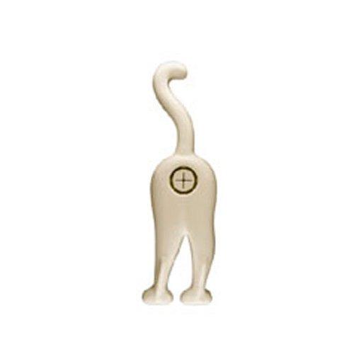 slam design クロス ホルダー cloth-cat クロスキャット タオルハンガー [ キャット(ホワイト) ]