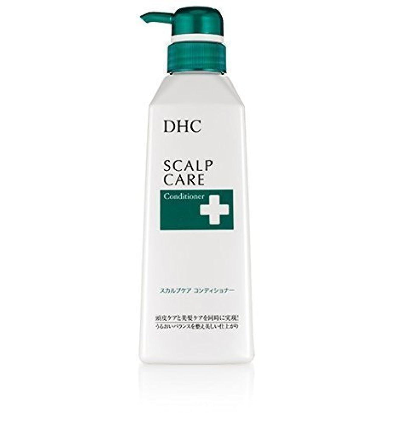 ガチョウ許さない豊富な【医薬部外品】 DHC 美容相談室 DHC 薬用 スカルプケア コンディショナー 550mL