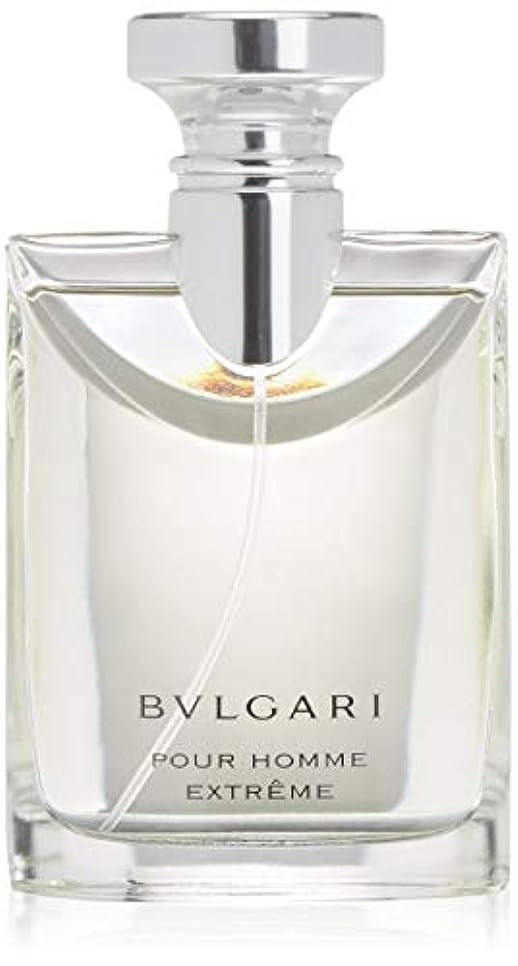 動力学インポート誕生日BVLGARI(ブルガリ) ブルガリ プールオムエクストレーム オーデトワレ 単品 100ml
