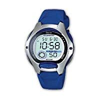 Casio LW-200-2A Dark Blue Women's or Children's 50m Casual Digital Sports Watch