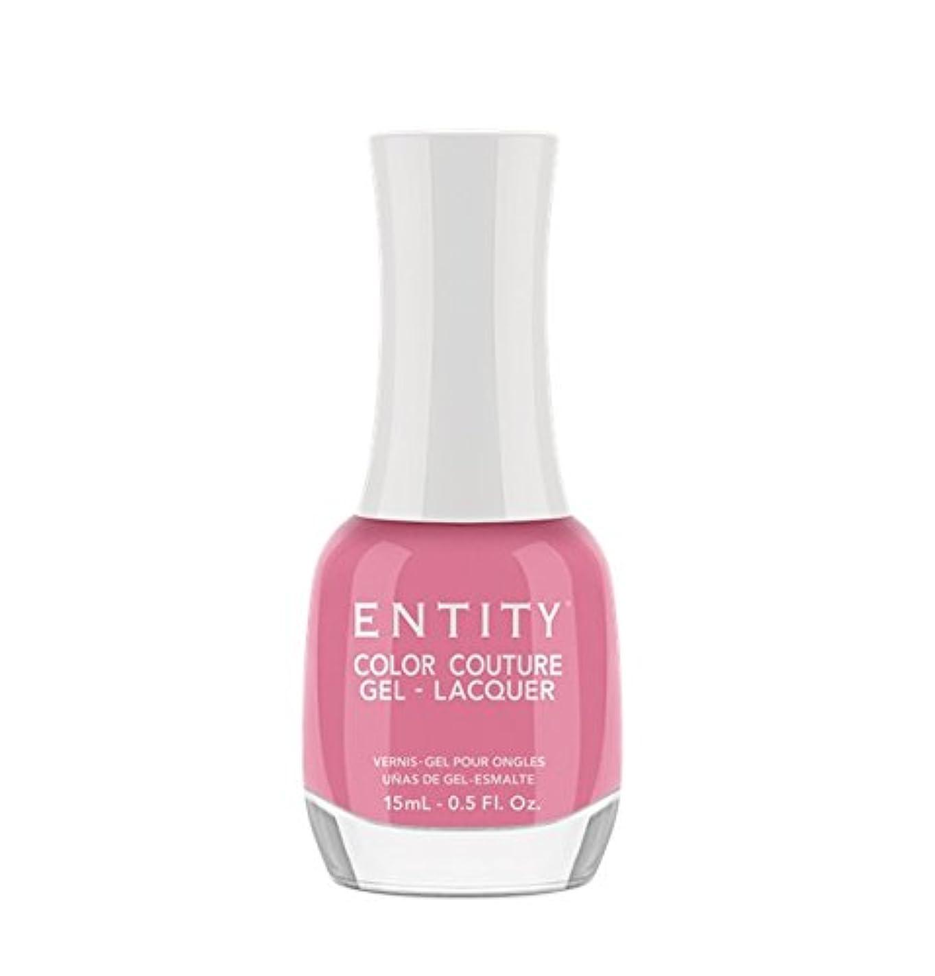 キャプテン許容慎重にEntity Color Couture Gel-Lacquer - Chic In the City - 15 ml/0.5 oz