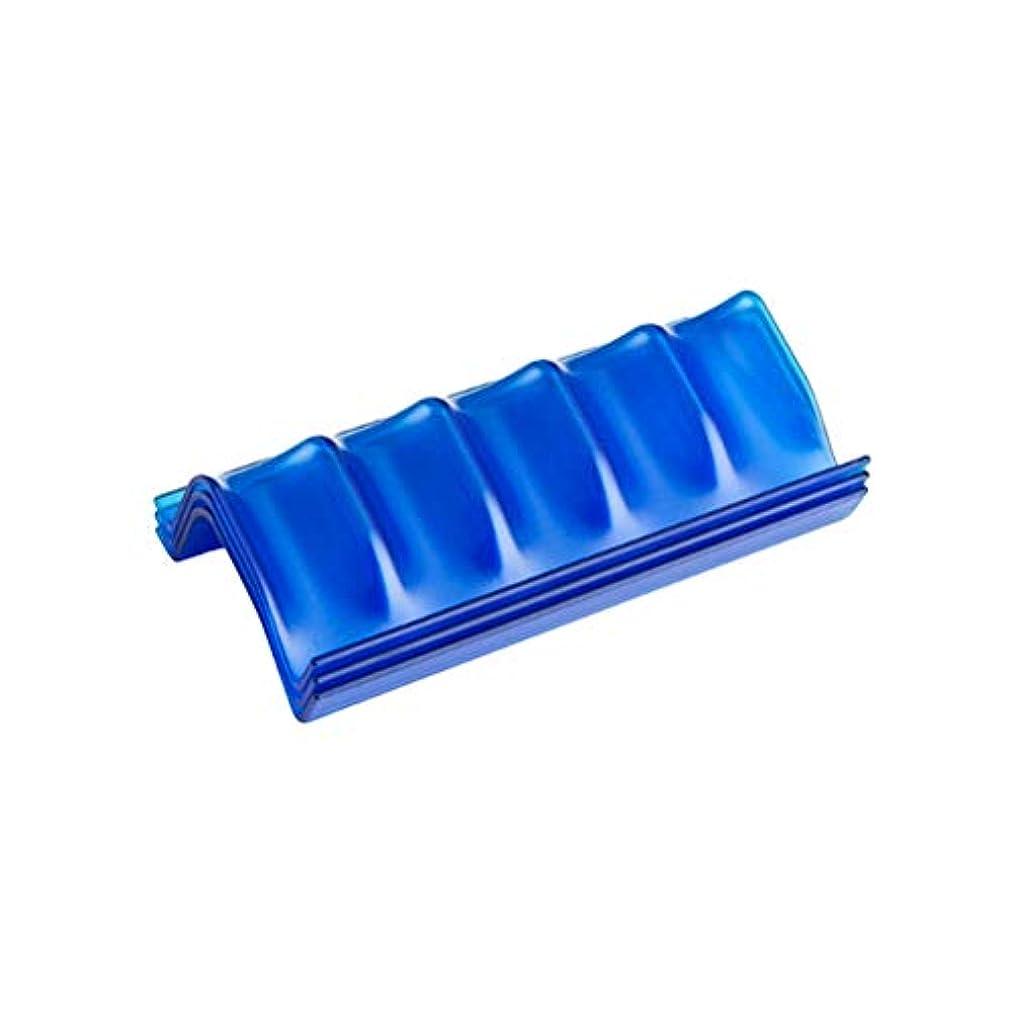 動揺させるガジュマル手がかりTOPBATHY 展示用オイルを整理するための5個の棚の精油貯蔵