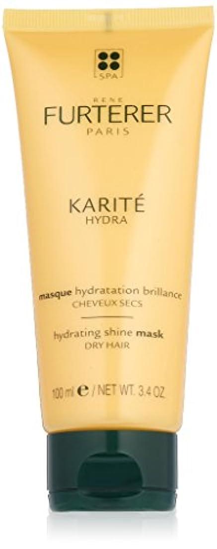 アクティビティクリスマスできないルネ フルトレール Karite Hydra Hydrating Shine Mask (Dry Hair) 100ml/3.4oz並行輸入品