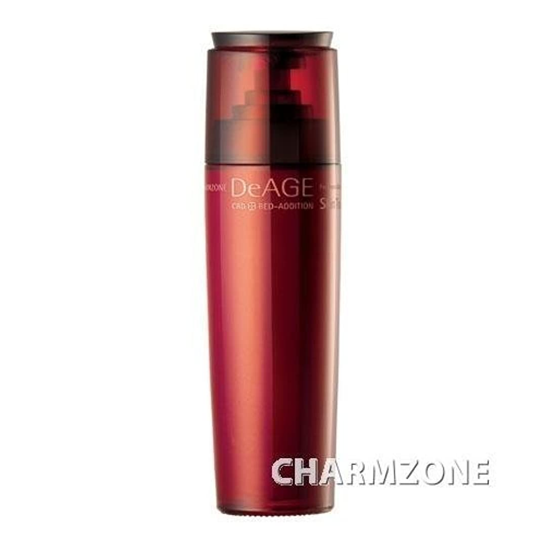 家庭神経障害ラッドヤードキップリングCHARMZONE DeAGE RED-ADDITION Skin Toner [Korean Import]