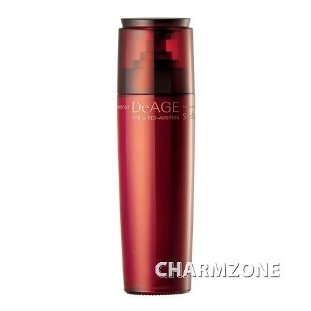 材料地平線痛みCHARMZONE DeAGE RED-ADDITION Skin Toner [Korean Import]