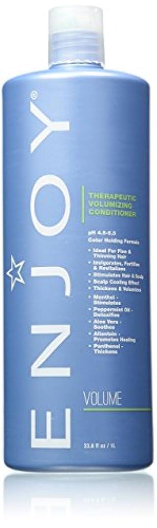 再発する谷腹痛Therapeutic Volumizing Conditioner, 33.8 fl.oz.