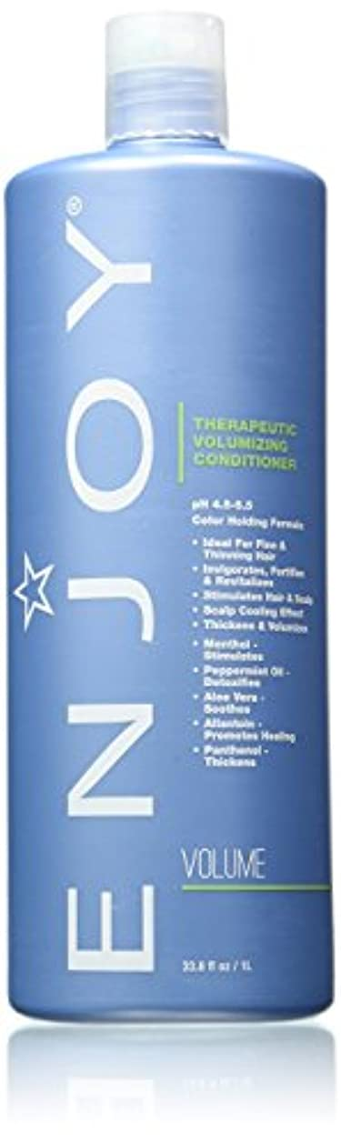 寸前法令トンTherapeutic Volumizing Conditioner, 33.8 fl.oz.