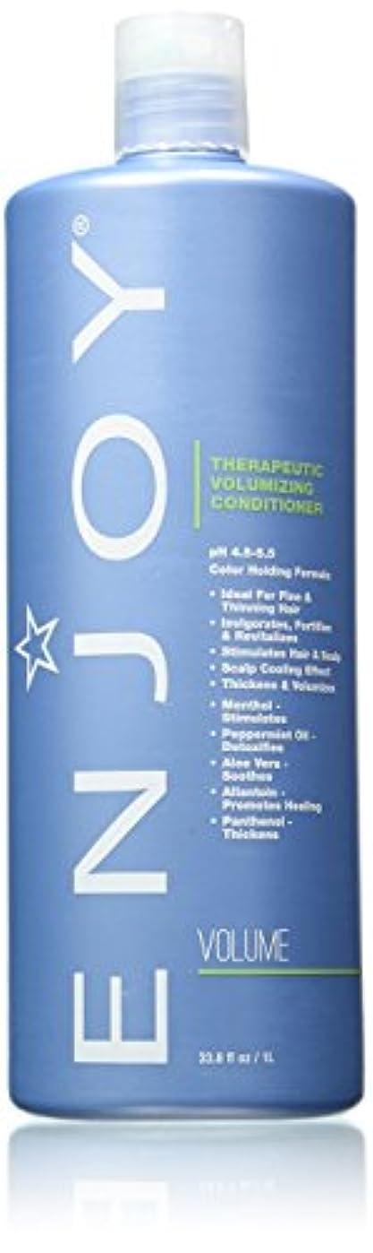 毎月拡大する桃Therapeutic Volumizing Conditioner, 33.8 fl.oz.