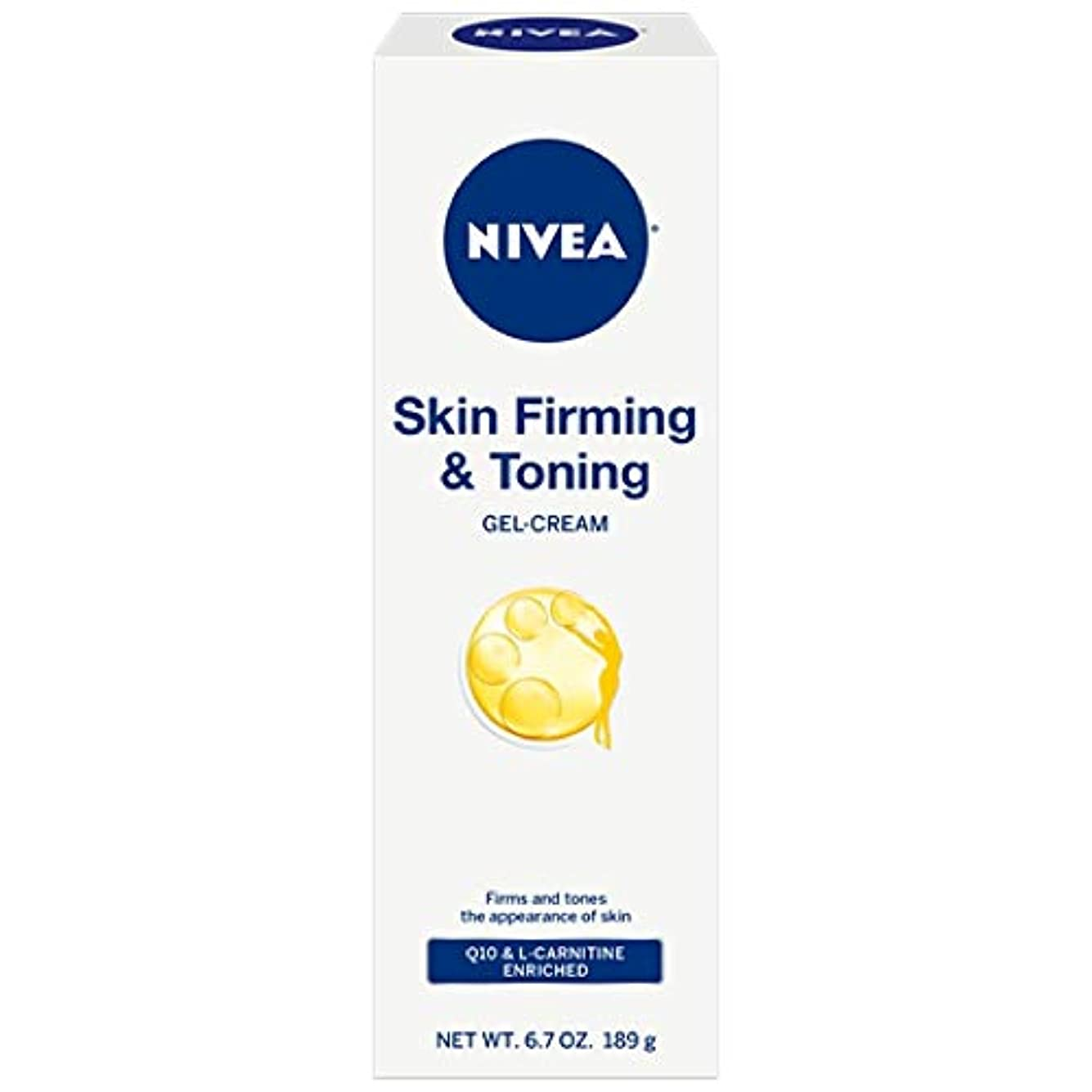 シェーバーかりて輸血Nivea Good-Bye Cellulite Gel-Cream 200 ml (並行輸入品)