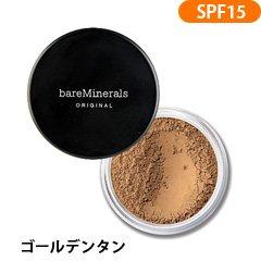 ベアミネラル/ベアエッセンシャル(Bare Escentuals) オリジナル ファンデーション SPF15 (ゴールデンタン) 8g [海外直送品] [並行輸入品]