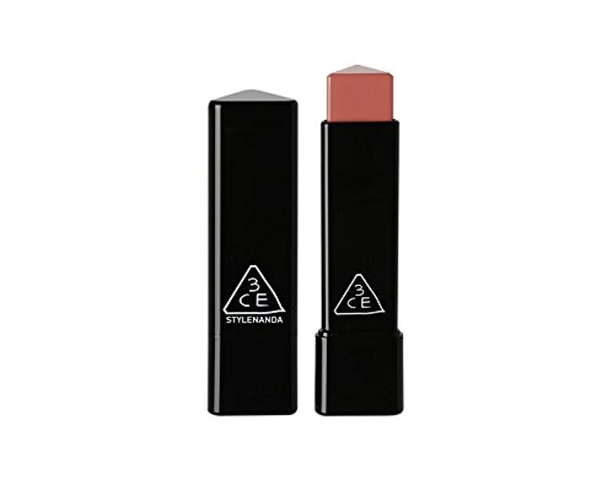 方程式スライス再び3CE スロージャム三角形口紅 3 Concept Eyes Style Nanda Glow Jam Stick Triangle Lipstick (正品?海外直送品) (Longing)
