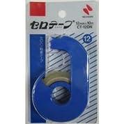 ニチバン セロテープ カッター付 CT-12DN 12mm