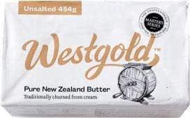 ウエストランド NZ産 グラスフェッドバター 有塩ポンドバター 454g