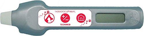【サーモペット】非接触式 ノンタッチ 動物用 体温計 ペットに触れずに眼から体温測定!わずか1秒! THERMOPET