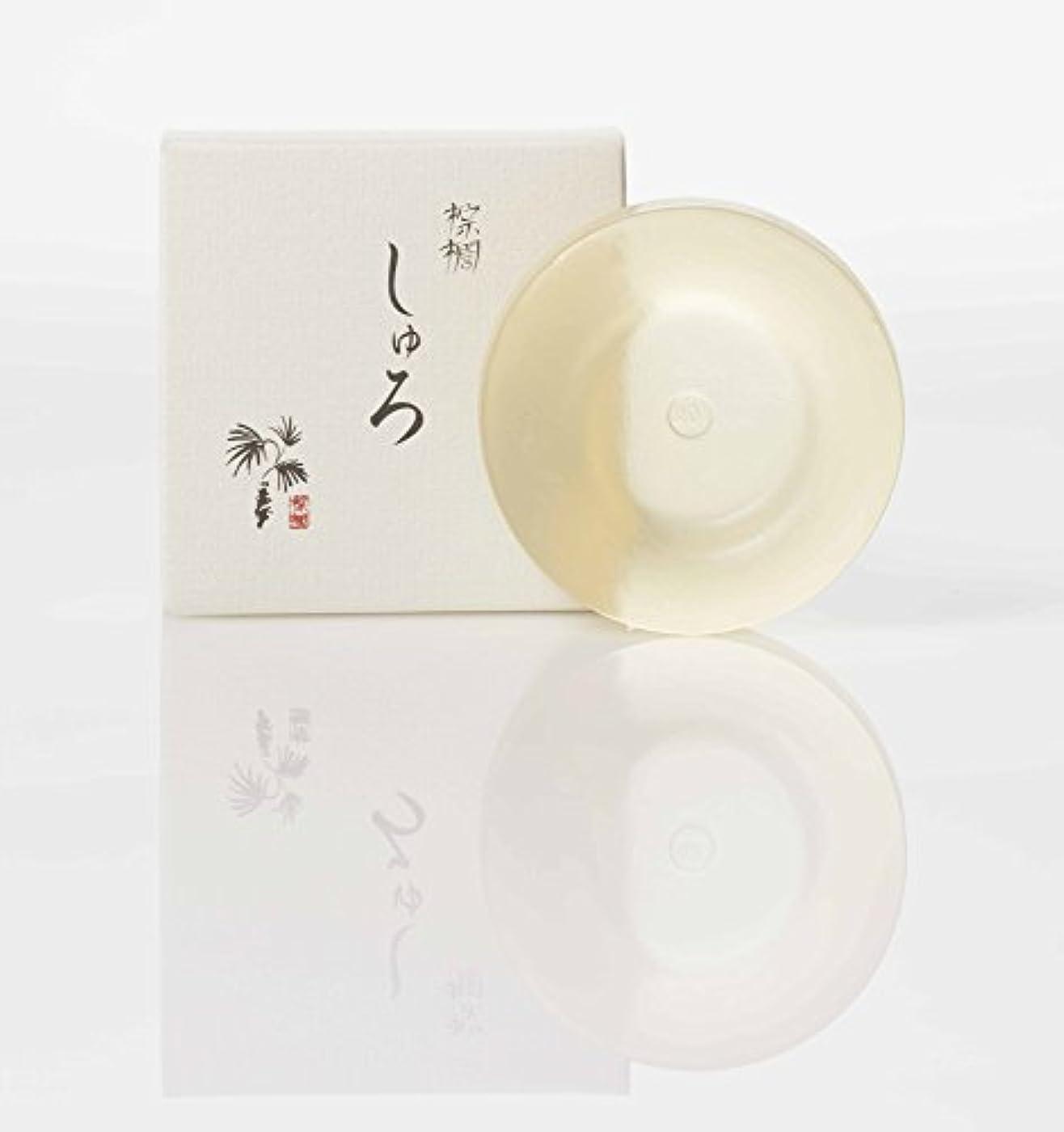ステレオバルコニー夜しゅろ 洗顔せっけん 固形 ソープ 無添加 凝固剤不使用 60g