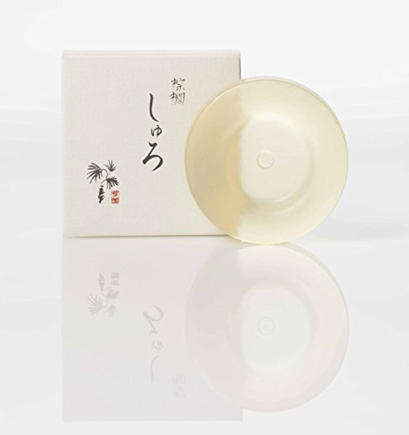蒸気差別化する矢じりしゅろ 洗顔せっけん 固形 ソープ 無添加 凝固剤不使用 60g
