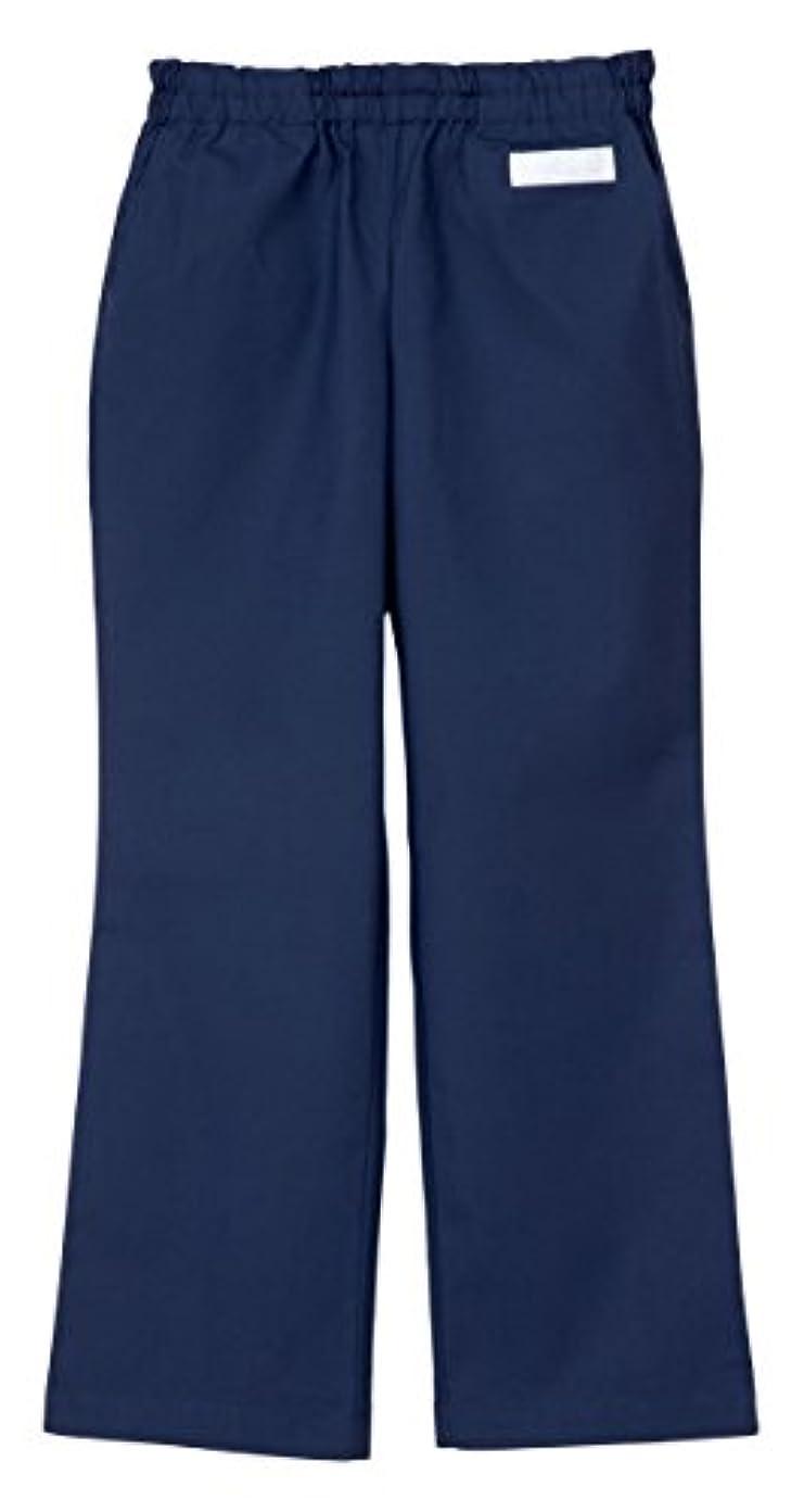 メッセンジャー大西洋偉業ナガイレーベン NAGAILEBEN 男女兼用パンツ SL-5093(M) ネイビー