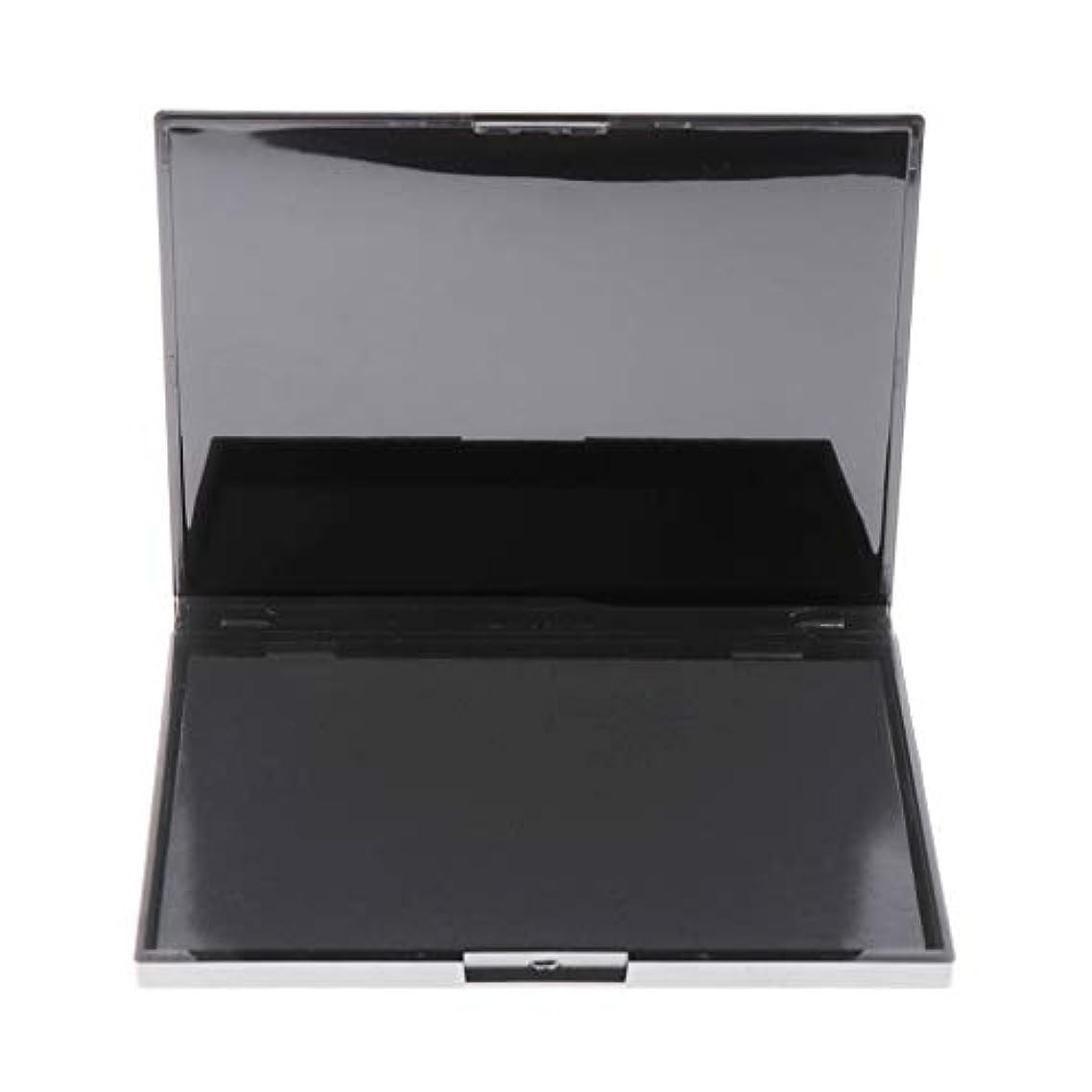 移植トロピカルトラフメイクアップパレット 空ケース 15グリッド パウダーパレット アイシャドー パレット 旅行用品 全4色 - 03
