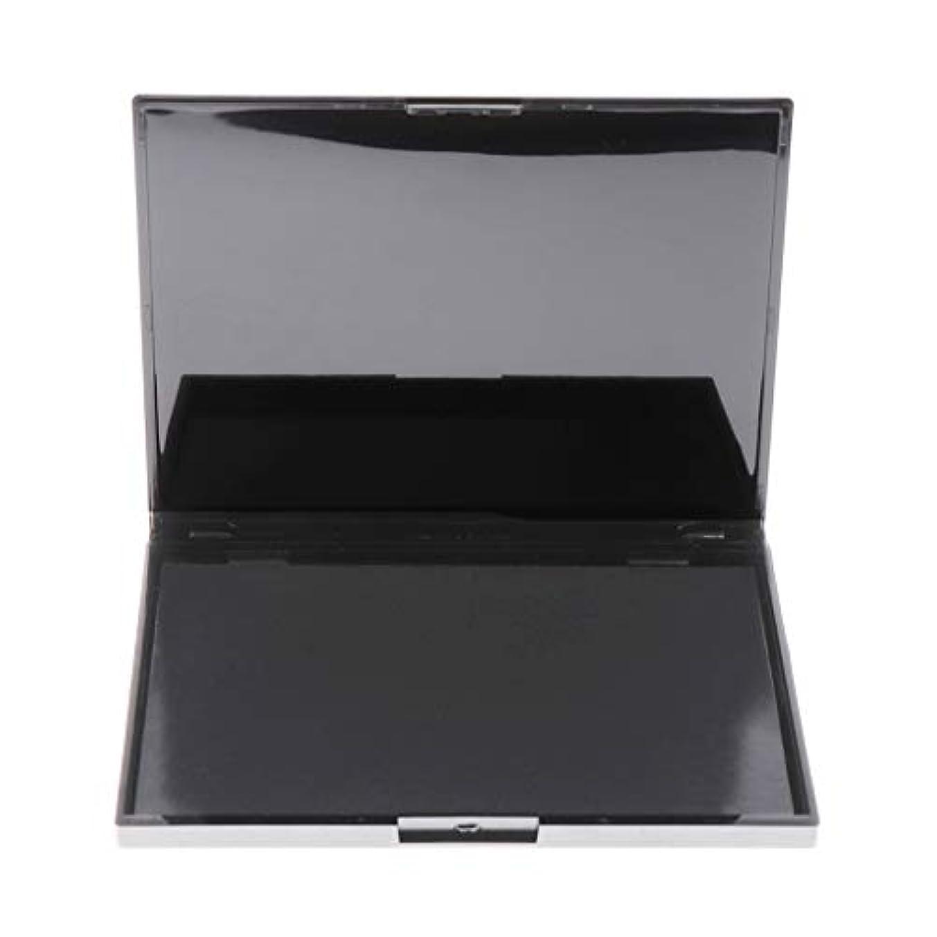 ダルセット陰気フレームワークメイクアップパレット 空ケース 15グリッド パウダーパレット アイシャドー パレット 旅行用品 全4色 - 03
