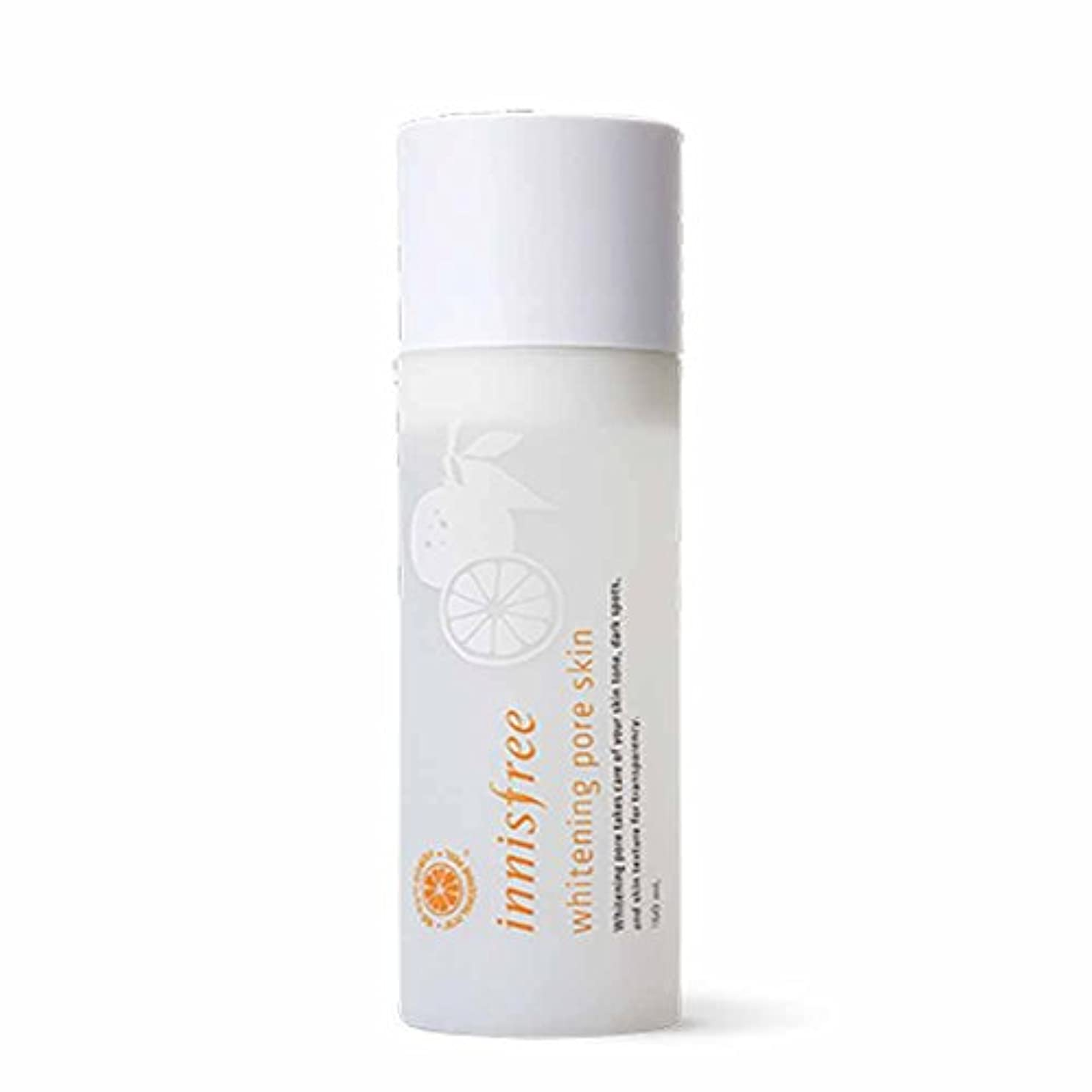 剣努力オールイニスフリーホワイトニングポアスキン(トナー)150ml Innisfree Whitening Pore Skin(Toner) 150ml [海外直送品][並行輸入品]