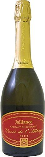 ジャイアンス クレマン ド ボルドー ブリュット キュヴェ ド ラベイ750ml [フランス/スパークリングワイン/...