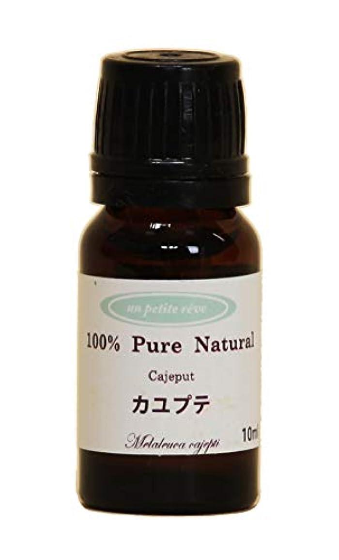 うぬぼれた可塑性フラスコカユプテ  10ml 100%天然アロマエッセンシャルオイル(精油)