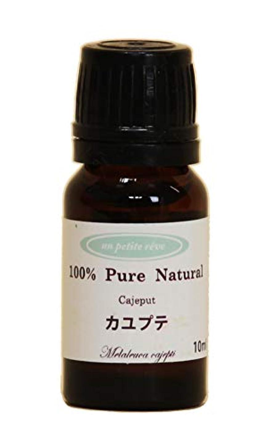 スマイルリアル薬剤師カユプテ  10ml 100%天然アロマエッセンシャルオイル(精油)