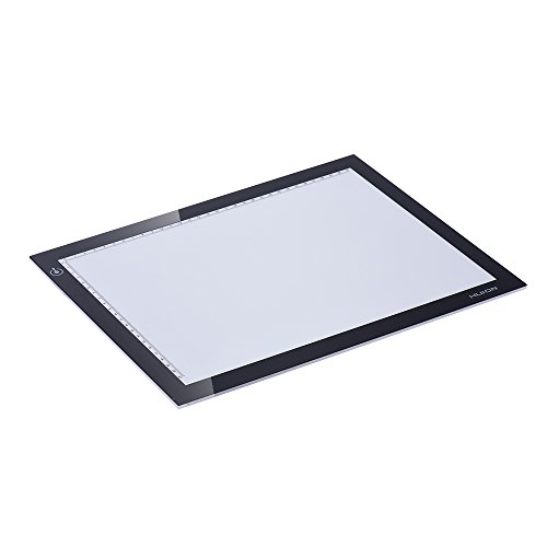 HUION L4S ペンタブレット LEDライトパッド 超薄...