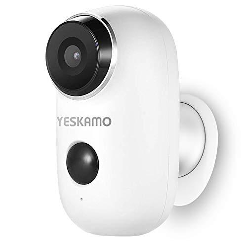 YESKAMO 防犯カメラ Wi-Fi バッテリー B07NSWH79M 1枚目