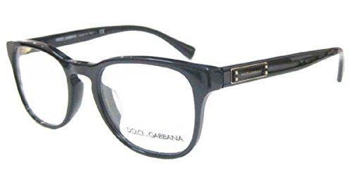 DOLCE&GABBANA ドルチェ&ガッパーナ ドルガバ メガネ セルフレーム DG3260F-501-52 ブラック