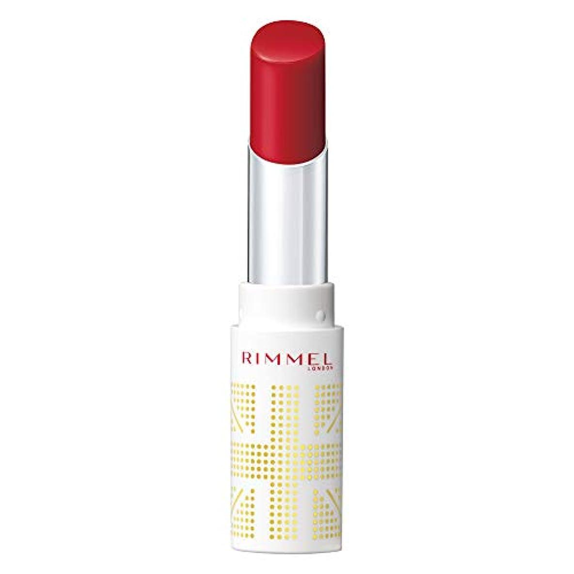投資貨物説得Rimmel (リンメル) リンメル ラスティングフィニッシュ オイルティントリップ 003 クラシカルレッド 3.8g 口紅