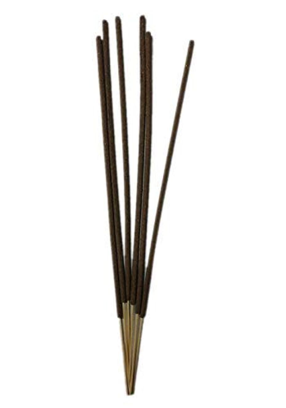 位置するセーブ拡散するAMUL Agarbatti Brown Incense Sticks (1 Kg. Pack)