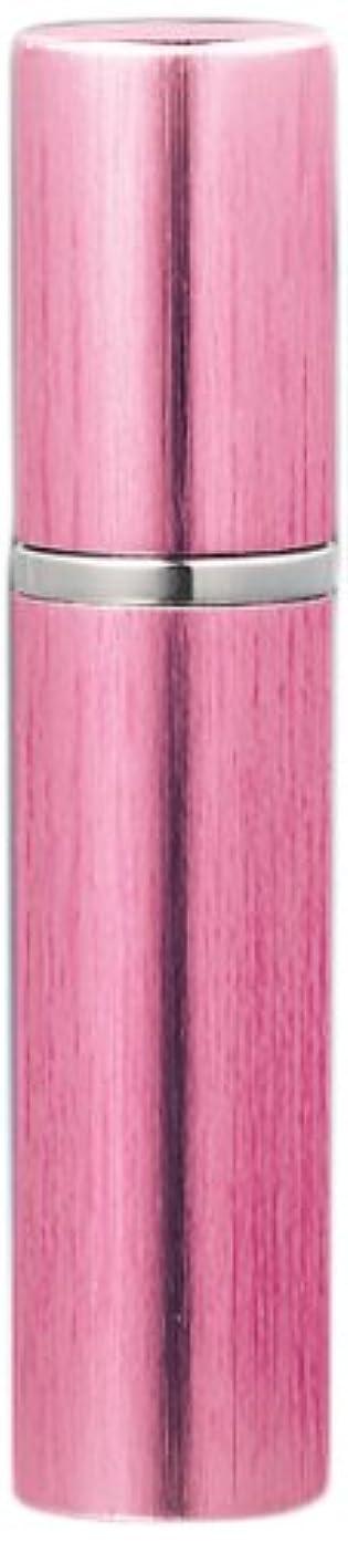 磁気闘争禁止18405 メタルアトマイザー メタルポンプ ヘアラインピンク