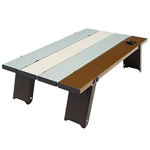 ロゴス(LOGOS) LOGOS Life ロール膳テーブル(ヴィンテージ) 73180046
