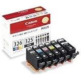 【純正品】 キヤノン(Canon) インクカートリッジ 6色マルチパック 型番:BCI-326+325/6MP 単位:1…