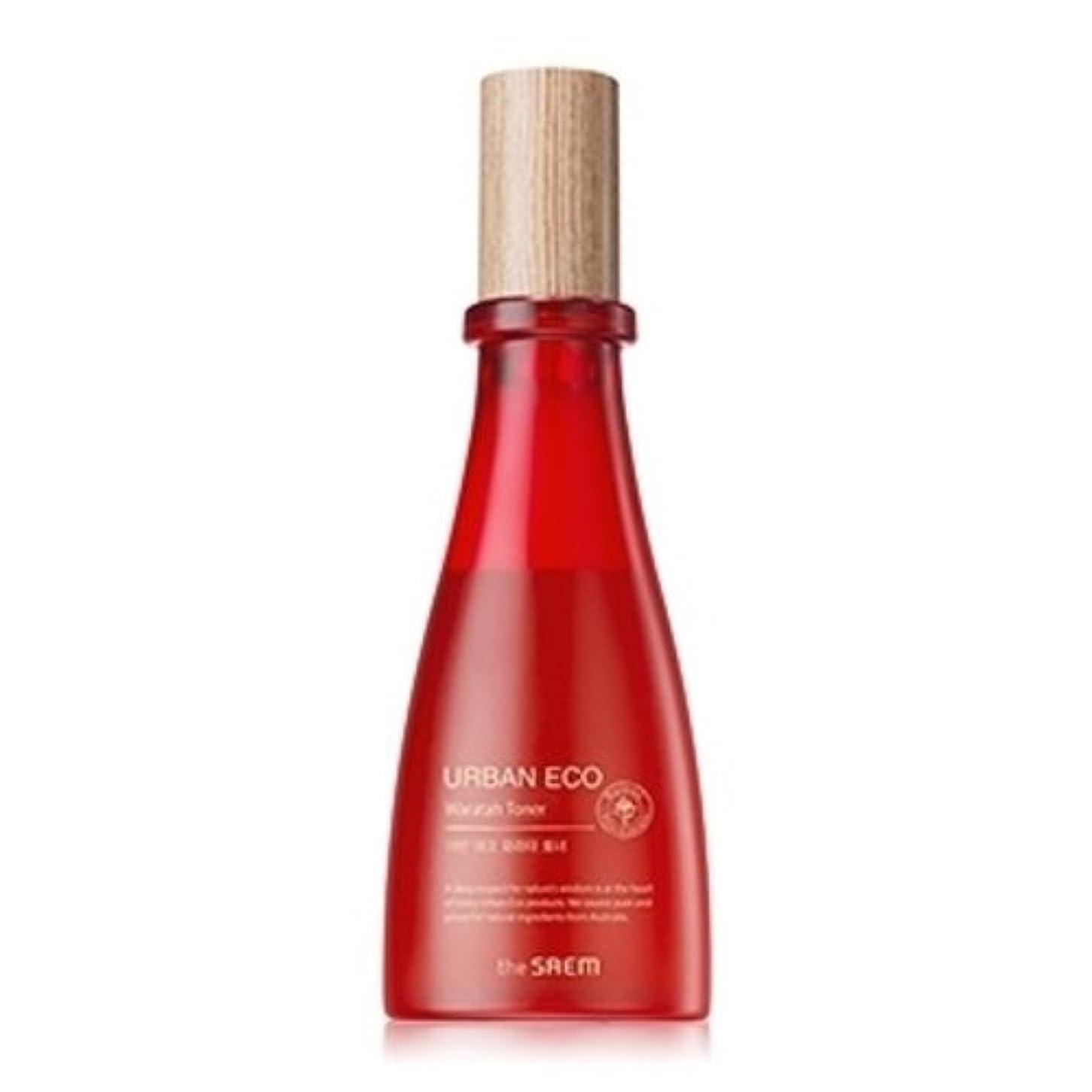 感謝している維持香ばしいザセム(THESAEM) アーバンエコワラタトナー化粧水 Urban Eco Waratah Toner 180ml [並行輸入品]