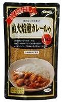 ムソー 直火焙煎カレールゥ・辛口(170g)