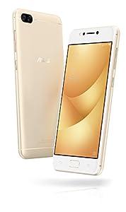 ASUS ZenFone4 MAX ZC520KL 【日本版】ゴールド【正規代理店品】(オクタコア/3GB/32GB/トリプルスロット/DSDS/4,100mAh) ZC520KL-GD32S3/A