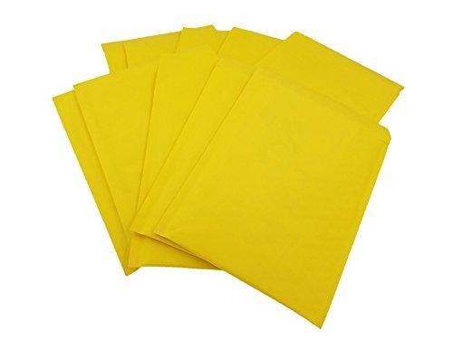 [ミライナチュール] クッション封筒 シール付き 定形外 クリックポスト ネコポス 対応 封筒 【Mサイズ 10枚セット】